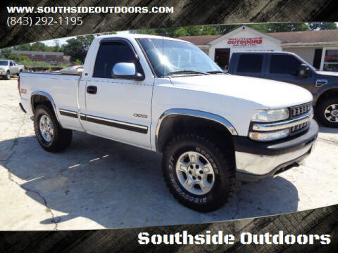 2000 Chevrolet Silverado 1500 for sale at Southside Outdoors in Turbeville SC