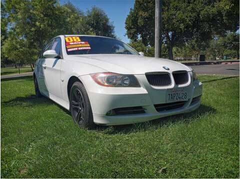 2008 BMW 3 Series for sale at D & I Auto Sales in Modesto CA