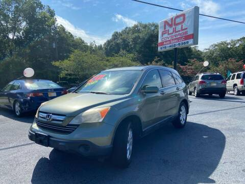 2007 Honda CR-V for sale at No Full Coverage Auto Sales in Austell GA