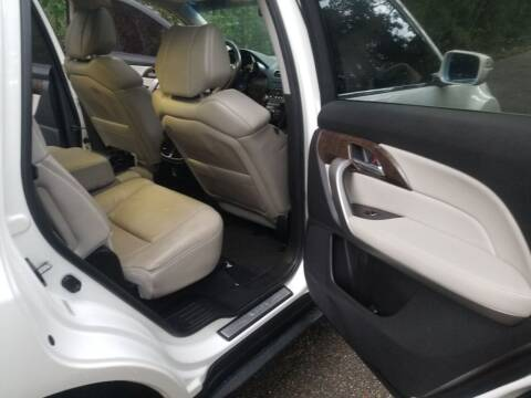 2011 Acura MDX for sale at J & J Auto Brokers in Slidell LA