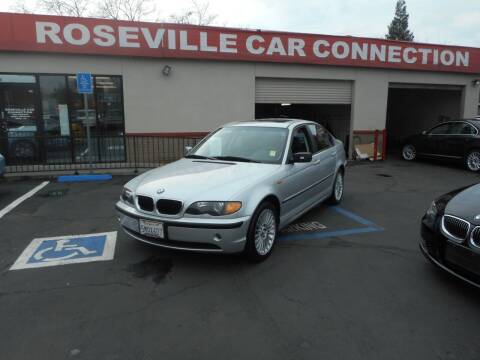 2002 BMW 3 Series for sale at ROSEVILLE CAR CONNECTION in Roseville CA