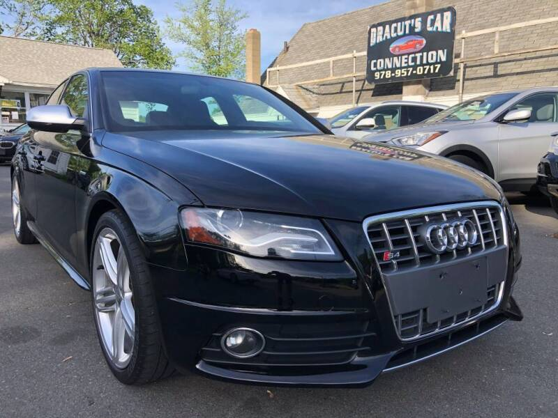 2011 Audi S4 for sale at Dracut's Car Connection in Methuen MA