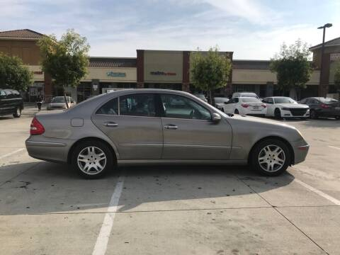 2005 Mercedes-Benz E-Class for sale at RN AUTO GROUP in San Bernardino CA