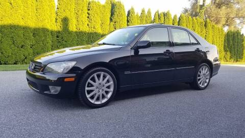 2003 Lexus IS 300 for sale at Kingdom Autohaus LLC in Landisville PA