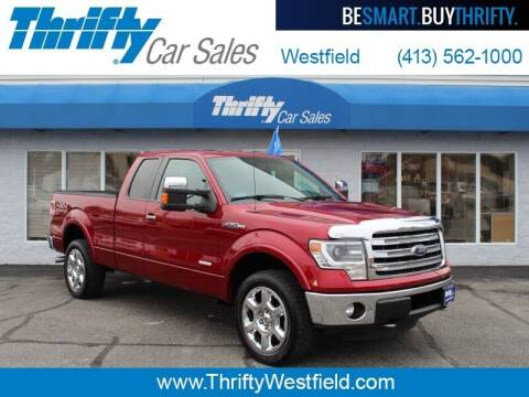 2013 Ford F-150 for sale at Thrifty Car Sales Westfield in Westfield MA