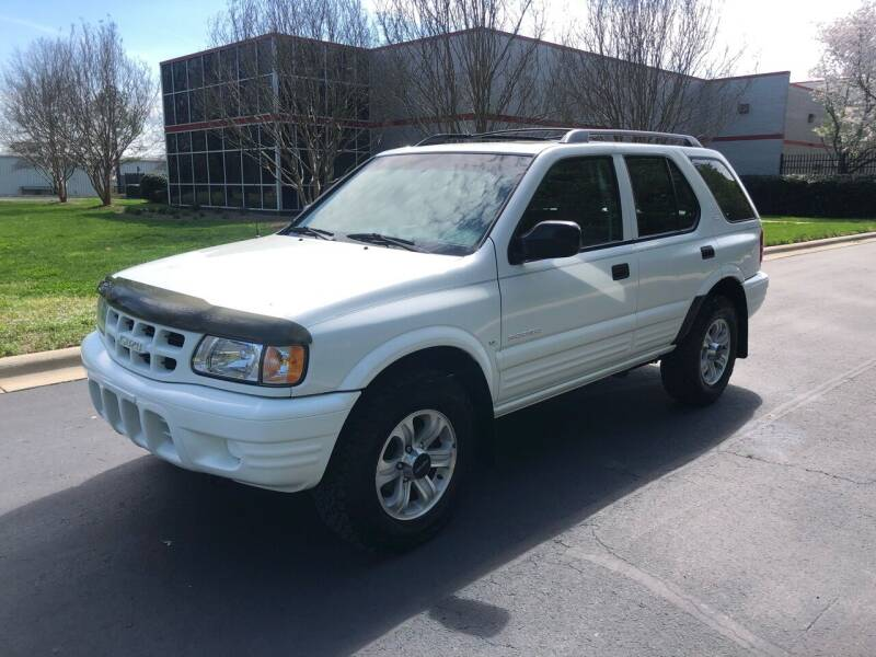 2001 Isuzu Rodeo for sale at A&M Enterprises in Concord NC