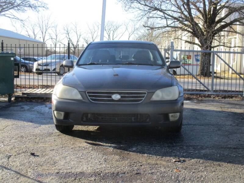 2003 Lexus IS 300 for sale at Blue Ridge Auto Outlet in Kansas City MO