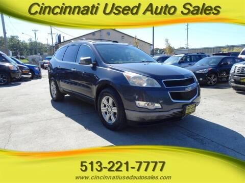 2011 Chevrolet Traverse for sale at Cincinnati Used Auto Sales in Cincinnati OH
