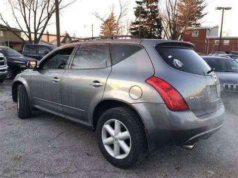 2005 Nissan Murano for sale at GLOBAL MOTOR GROUP in Newark NJ