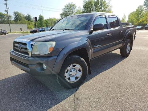 2010 Toyota Tacoma for sale at Cruisin' Auto Sales in Madison IN