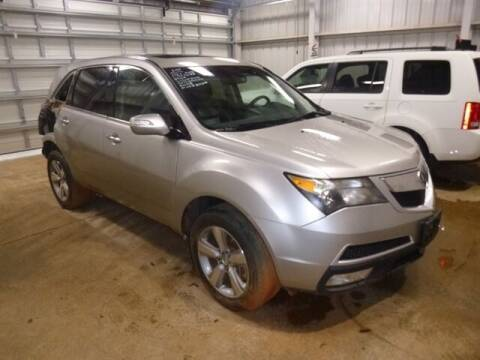 2011 Acura MDX for sale at East Coast Auto Source Inc. in Bedford VA