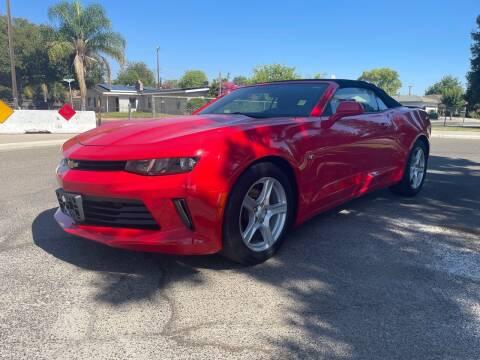 2018 Chevrolet Camaro for sale at Autodealz of Fresno in Fresno CA