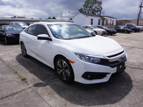 2018 Honda Civic for sale at BLUE RIBBON MOTORS in Baton Rouge LA
