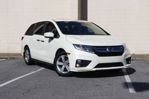 2019 Honda Odyssey for sale at El Compadre Trucks in Doraville GA
