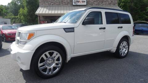 2007 Dodge Nitro for sale at Driven Pre-Owned in Lenoir NC