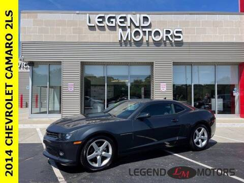 2014 Chevrolet Camaro for sale at Legend Motors of Waterford in Waterford MI