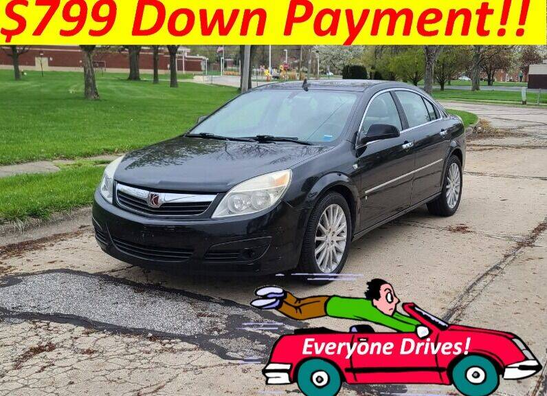 2007 Saturn Aura for sale at World Automotive in Euclid OH