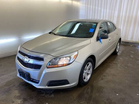 2013 Chevrolet Malibu for sale at Doug Dawson Motor Sales in Mount Sterling KY