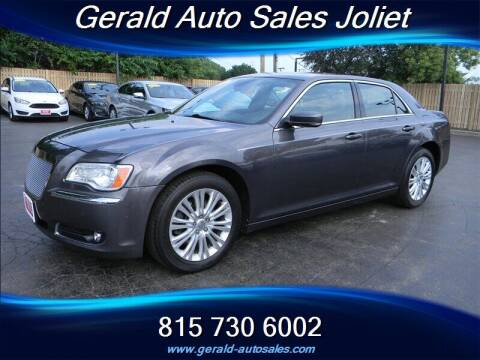 2014 Chrysler 300 for sale at Gerald Auto Sales in Joliet IL