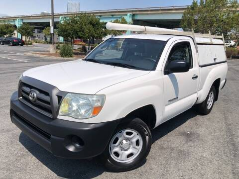 2009 Toyota Tacoma for sale at CITY MOTOR SALES in San Francisco CA