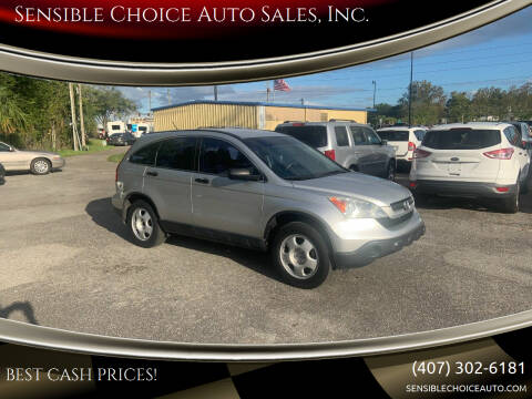 2009 Honda CR-V for sale at Sensible Choice Auto Sales, Inc. in Longwood FL