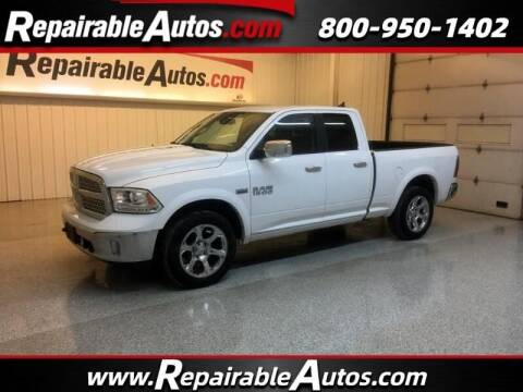 2017 RAM Ram Pickup 1500 for sale at Ken's Auto in Strasburg ND
