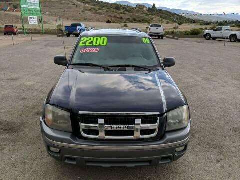 2008 Isuzu Ascender for sale at Hilltop Motors in Globe AZ