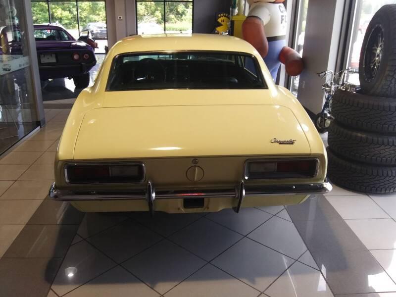 1967 Chevrolet Camaro  - Pleasant View TN