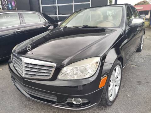 2008 Mercedes-Benz C-Class for sale at Celebrity Auto Sales in Port Saint Lucie FL