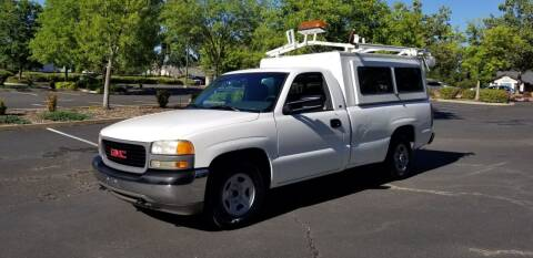 2001 GMC Sierra 1500 for sale at Cars R Us in Rocklin CA