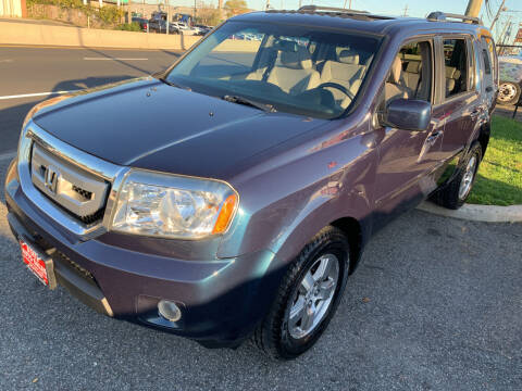 2009 Honda Pilot for sale at STATE AUTO SALES in Lodi NJ