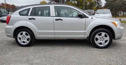 2008 Dodge Caliber for sale at Hilltop Auto in Prescott MI