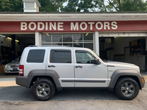 2011 Jeep Liberty for sale at BODINE MOTORS in Waverly NY