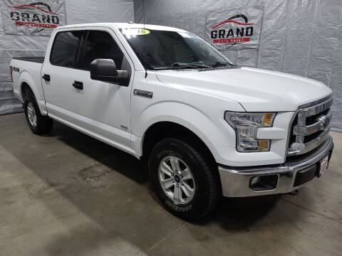 2016 Ford F-150 for sale at GRAND AUTO SALES in Grand Island NE