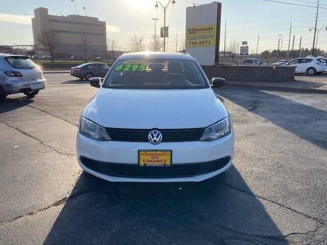 2012 Volkswagen Jetta for sale at VP Auto Enterprises in Rochester NY