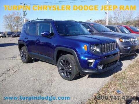 2019 Jeep Renegade for sale at Turpin Dodge Chrysler Jeep Ram in Dubuque IA