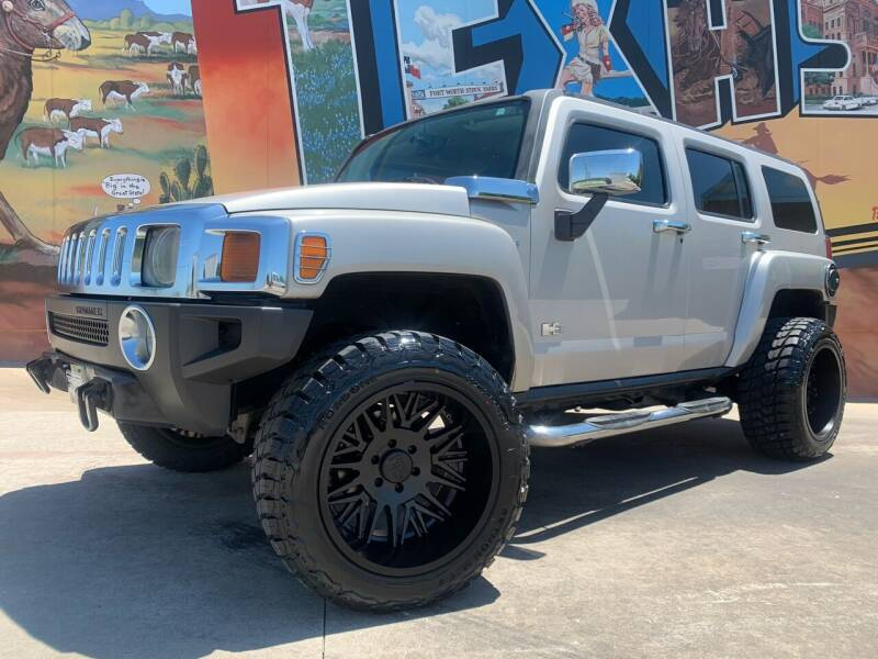 2007 HUMMER H3 for sale in Fort Worth, TX