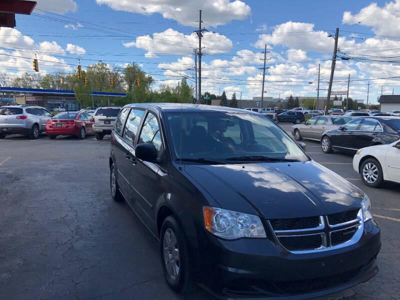 2011 Dodge Grand Caravan for sale in Warren, MI