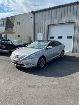2013 Hyundai Sonata for sale at AUTOMETRICS in Brunswick ME