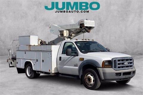 2006 Ford F-550SD for sale at JumboAutoGroup.com in Hollywood FL