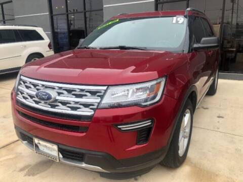 2019 Ford Explorer for sale at Eurospeed International in San Antonio TX