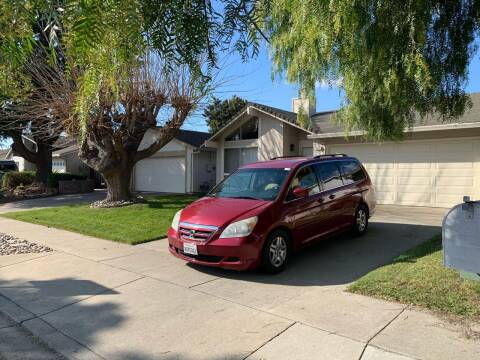 2006 Honda Odyssey for sale at Blue Eagle Motors in Fremont CA