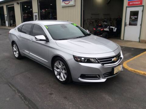 2014 Chevrolet Impala for sale at TRI-STATE AUTO OUTLET CORP in Hokah MN