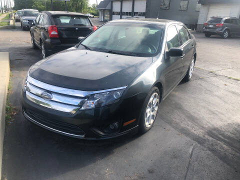 2010 Ford Fusion for sale at D and D All American Financing in Warren MI