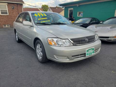 2001 Toyota Avalon for sale at Kar Connection in Little Ferry NJ