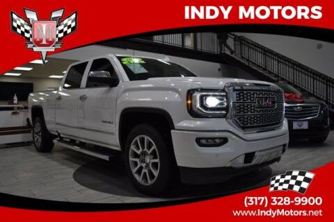 2016 GMC Sierra 1500 for sale at Indy Motors Inc in Indianapolis IN