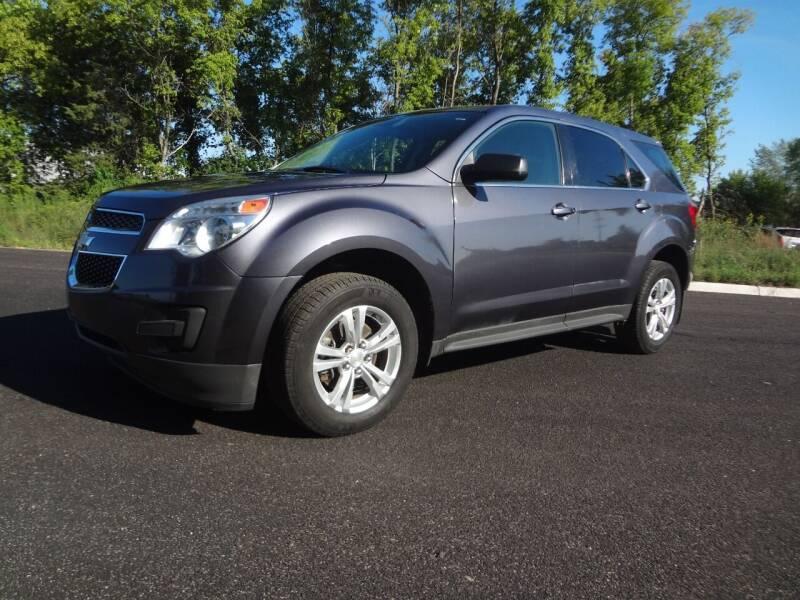 2014 Chevrolet Equinox for sale at Garza Motors in Shakopee MN