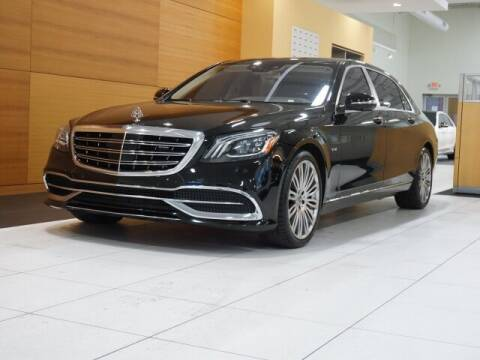 2018 Mercedes-Benz S-Class for sale at PORSCHE OF NORTH OLMSTED in North Olmsted OH