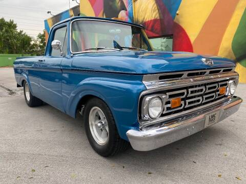 1963 Ford UNABODY for sale at BIG BOY DIESELS in Fort Lauderdale FL