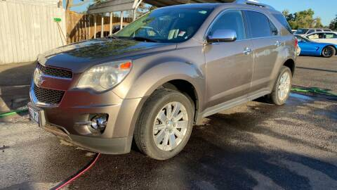 2010 Chevrolet Equinox for sale at Universal Auto Inc in Salem OR